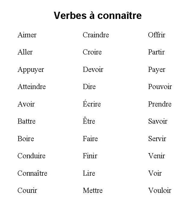 french verb to try essayer