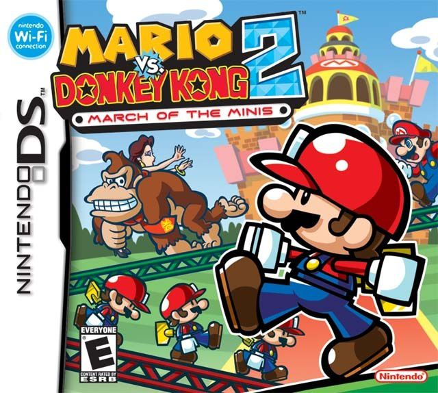 Personnages de Mario - Page 6 Mario-vs-Donkey-Kong-2-March-of-the-Minis-Nintendo-DS-2